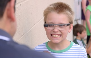 Google Glasses for Autism