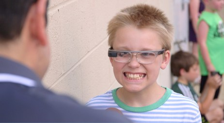Google Glasses for Autism
