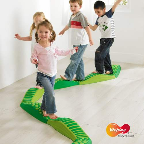 WEPLAY WAVY TACTILE PATH (GREEN)