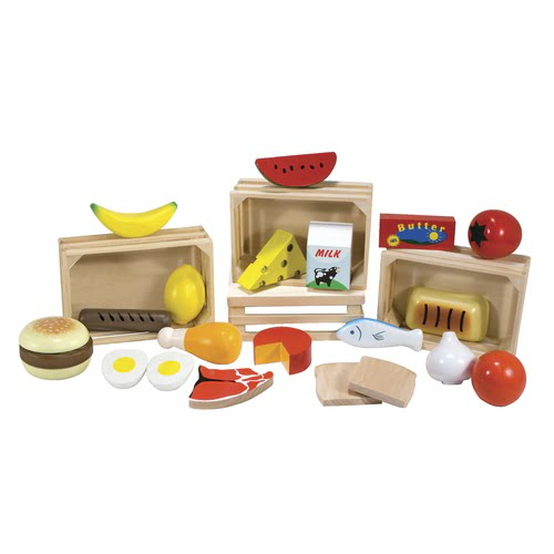 Melissa & Doug Food Groups Set