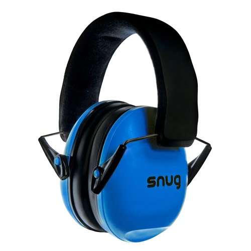 Snug Earmuffs Blue
