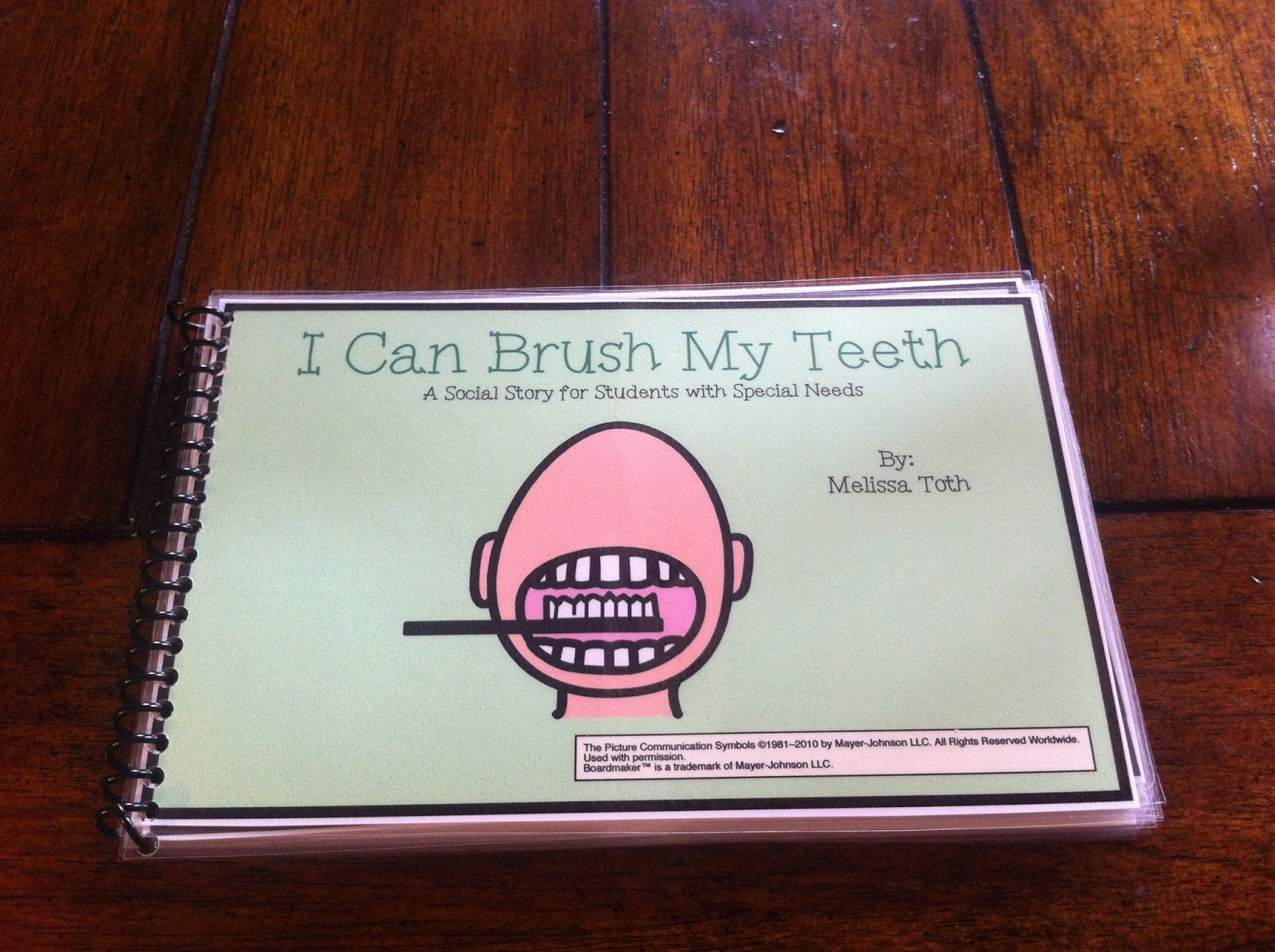 I Can Brush My Teeth Social Story Autism Adventures