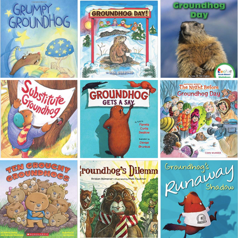 medium resolution of Groundhog's Day Celebrations in the Classroom » Autism Adventures