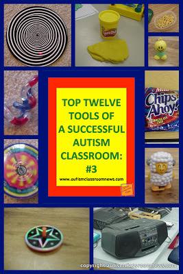 Top Twelve Tools of a Successful Autism Classroom: #3