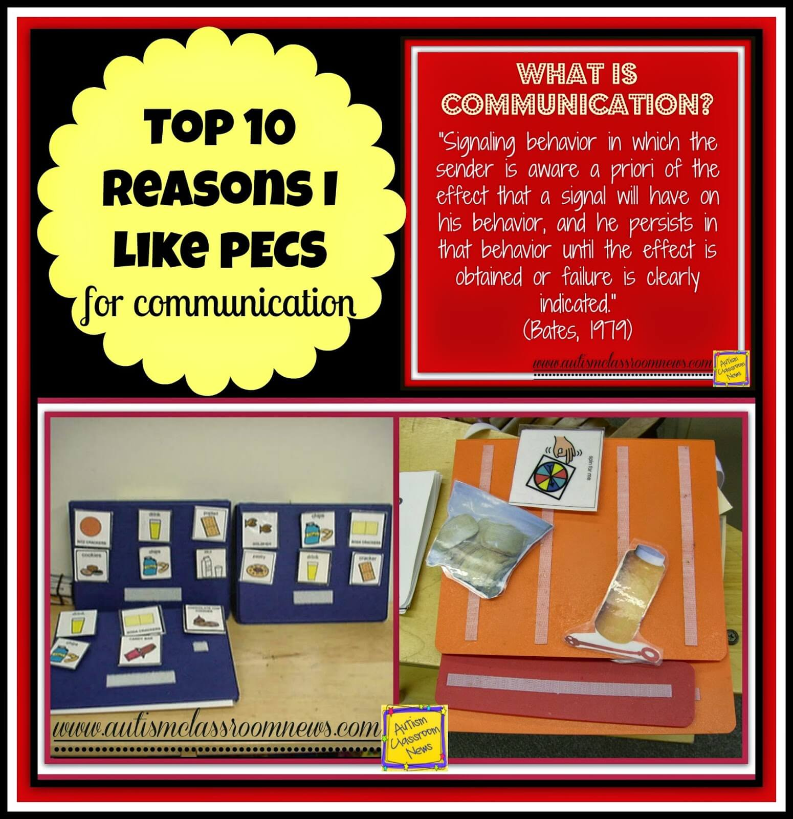 10 Reasons Why I Like The Picture Exchange Communication