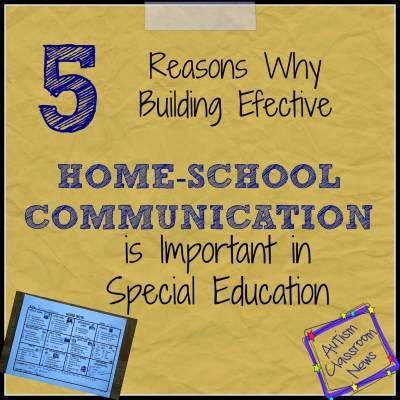5 Reasons Why Building Effective Home-School Communication is Important