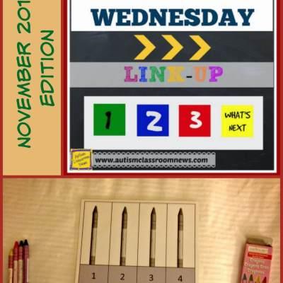 Workbasket Wednesday Link-Up-November 2014