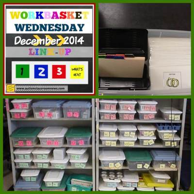 Workbasket Wednesday-December 2014 edition