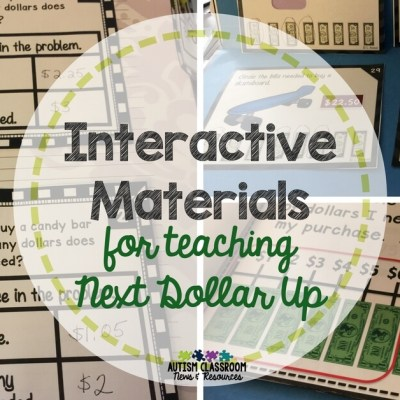 Introducing Interactive Instruction for the Next Dollar Up Strategy