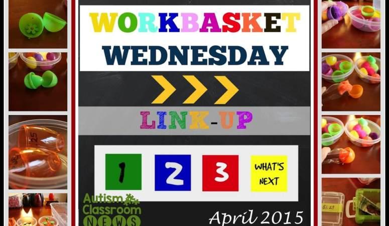 Workbasket Wednesday April 2015