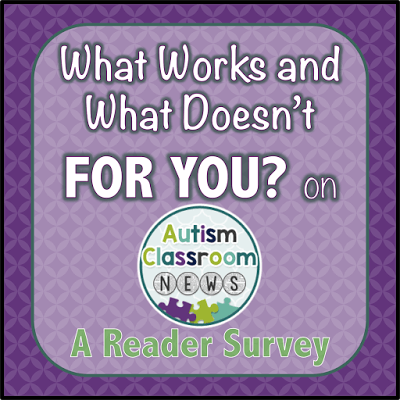 Blog Reflections and A Reader Survey