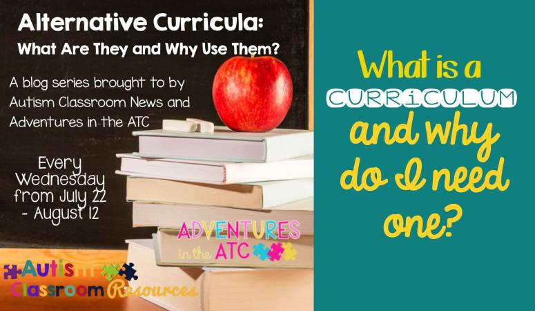 What Is a Curriculum and Why Do I Need One in Special Education?