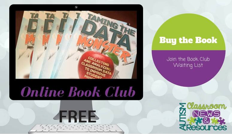 Let's Tame the Data Monster TOGETHER With Free Online Book Clubs