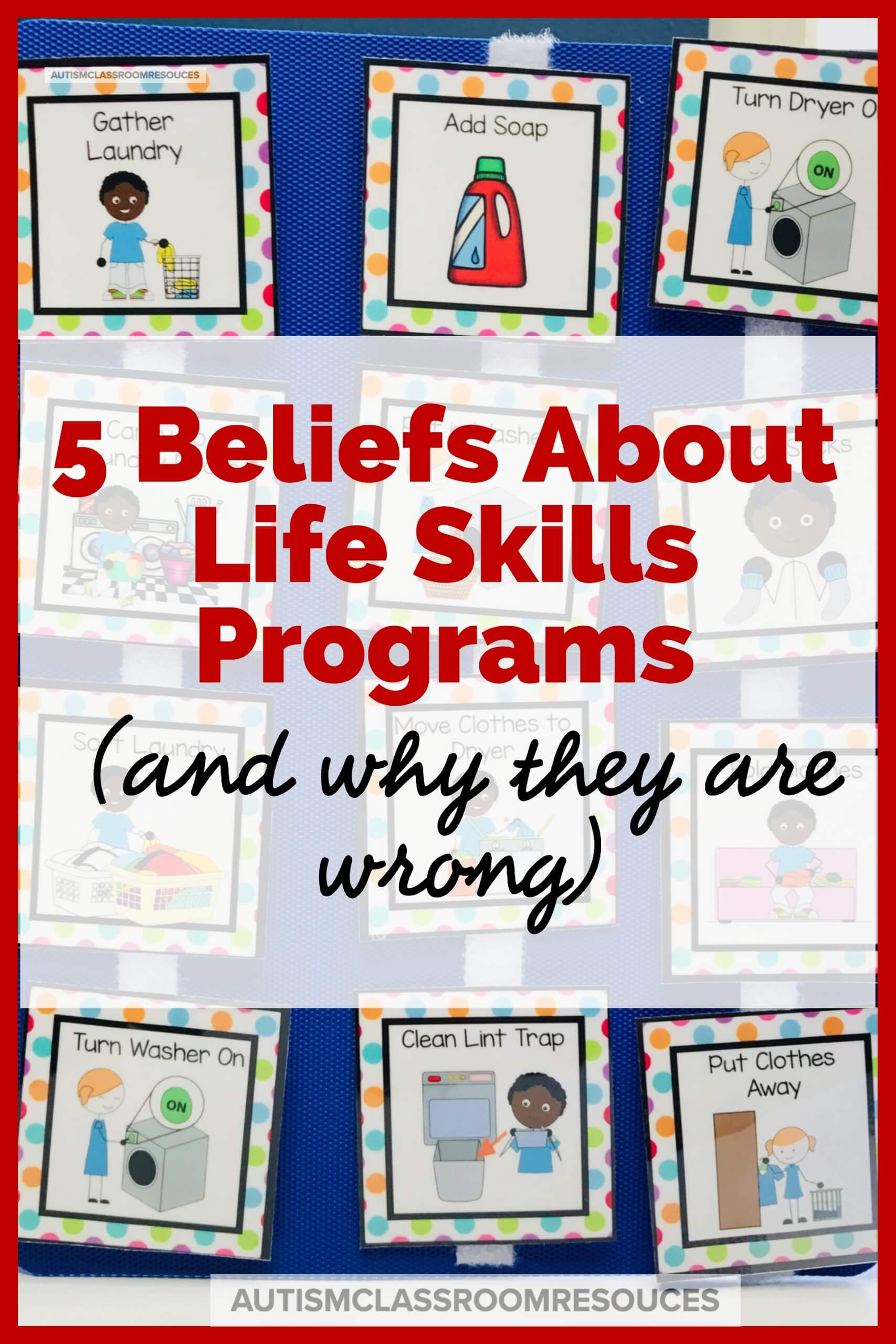 Do You Believe These 5 Things About Life Skills Programs