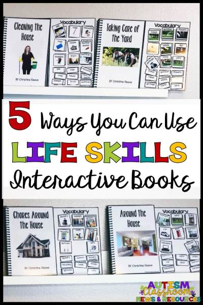 5 Ways You Can Use Life Skills Interactive Books