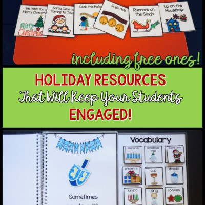 Holiday Resources That Will Keep Your Students Engaged!