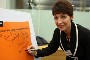 Anna Kennedy OBE, Courtesy of Ambitious About Autism