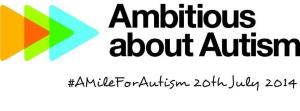 Taken from the 'A Mile For Autism' Facebook page
