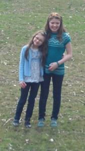 Leah and Sarah