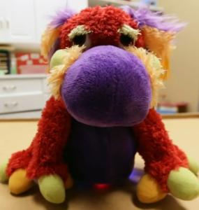 Glus - screenshot taken from the YouTube video