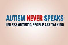 autismneverspeaks