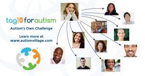 Autism Village Tag10forAutism