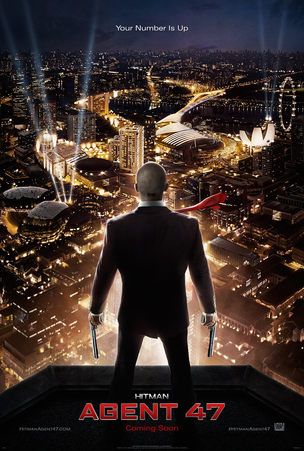 Hitman Agent 47 Really Good And Had A Lot Of Action Autism