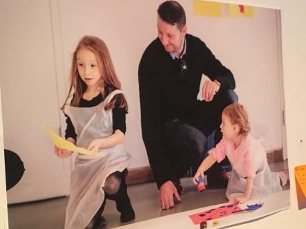 Families having fun!
