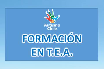 Formación en TEA, Autismo Chile