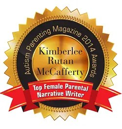 Autism Magazine Top Female Writer