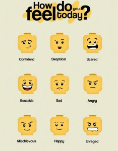 Lego and other visual supports to help autistic children understand emotions also rh autismparentingmagazine