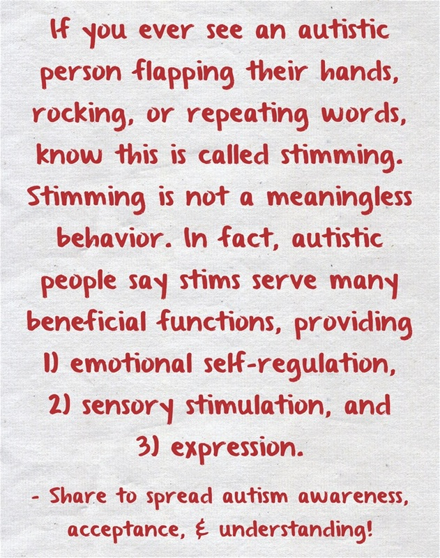 Image result for stimming