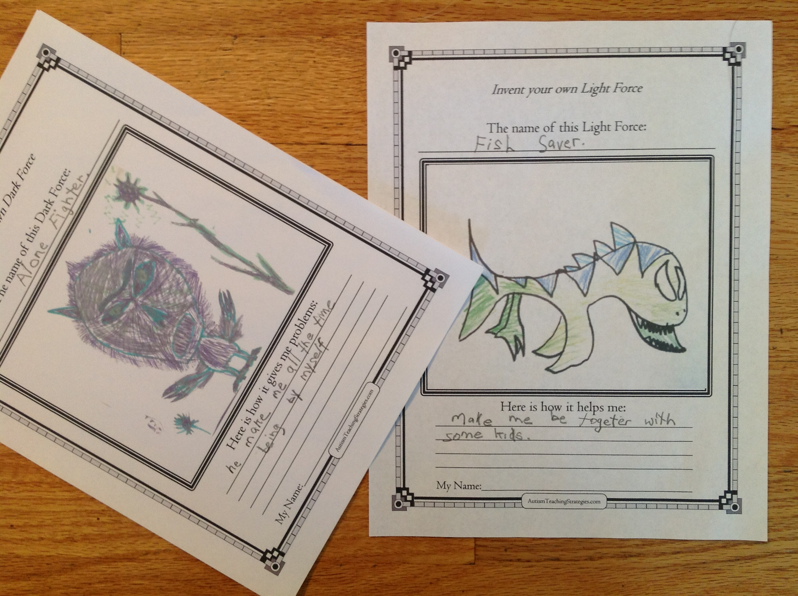 Using Imagination Imaginary Creatures And Art To Engage