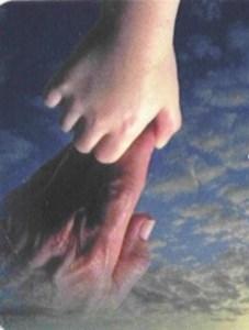 book cover childontop