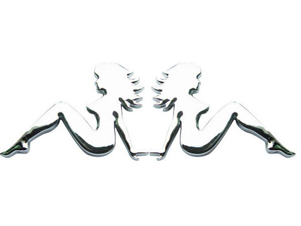 Chrome emblems & badges-Dongli Xingsheng Plastic Co., Ltd.