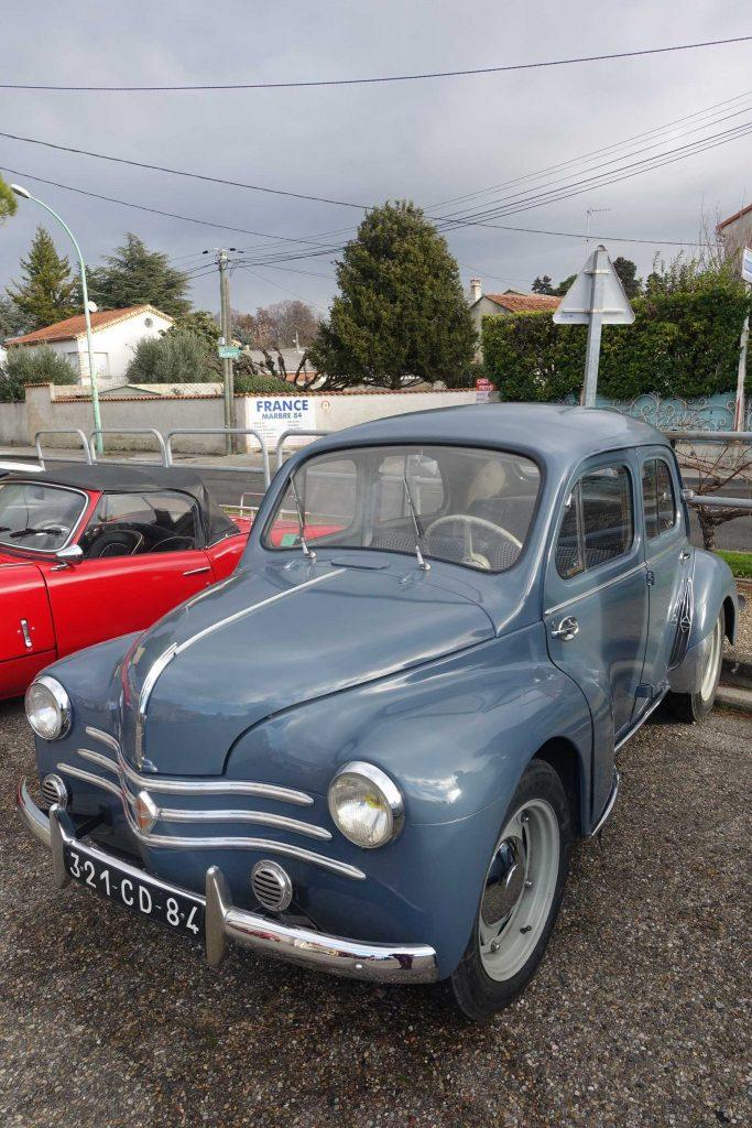 auto ancienne
