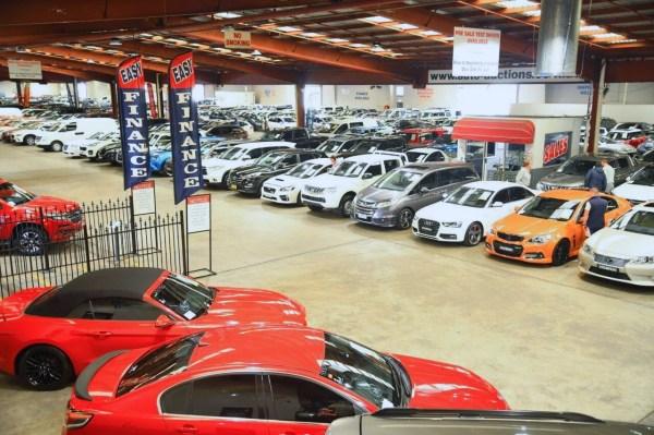Auto Auction Sydney Car Auctions