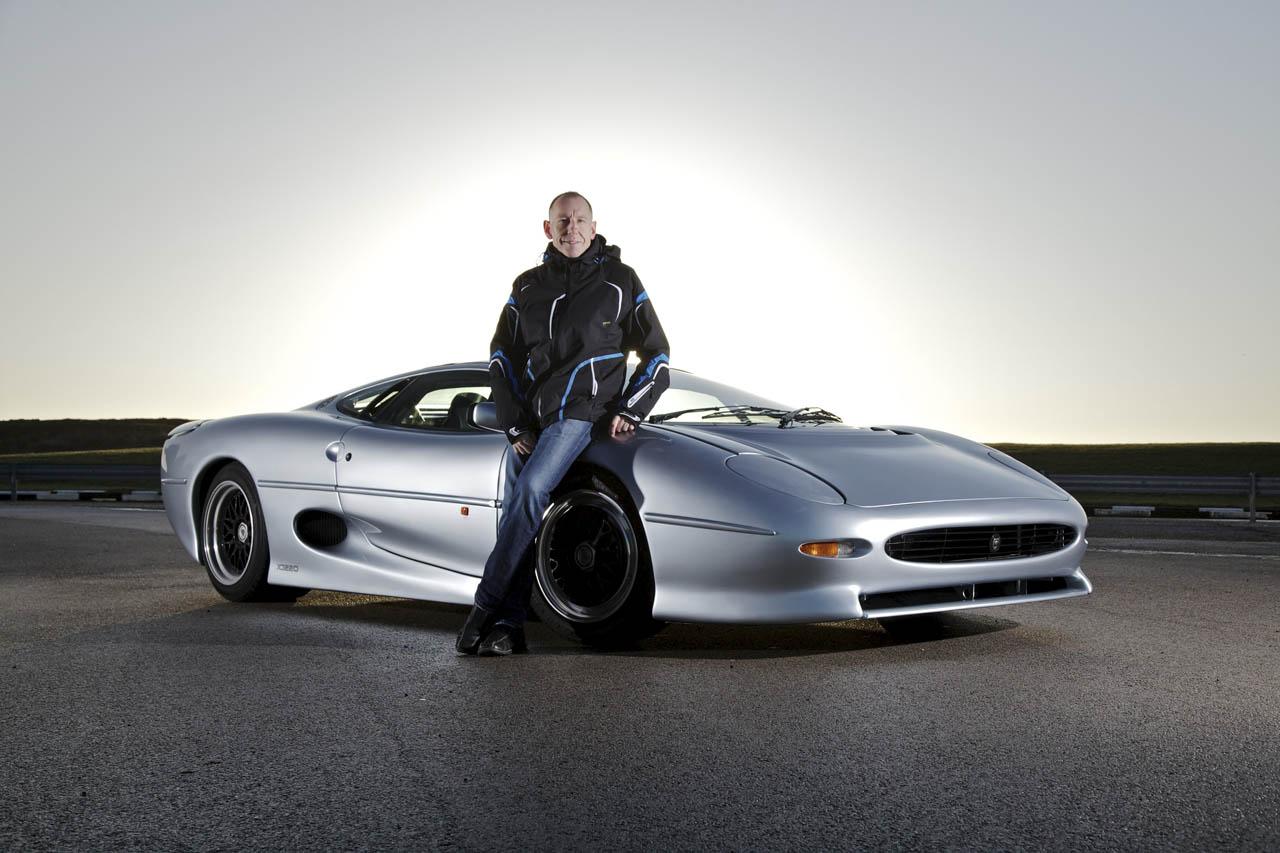 Jaguar XJ220 cumple 20 años  Auto-Blog