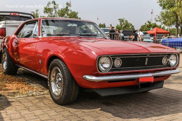 1966 Chevrolet Camaro I Ss 350 V8 Turbo Fire 295 Hp Powerglide Technical Specs Data Fuel Consumption Dimensions