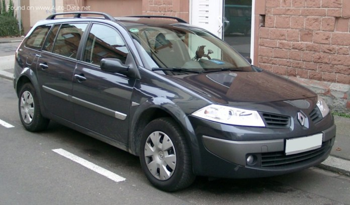 2006 Renault Megane Ii Grandtour Phase Ii 2006 2 0 16v 135 Hp Automatic Technical Specs Data Fuel Consumption Dimensions