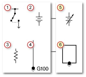 Master Automotive Wiring Diagrams and Electrical Symbols