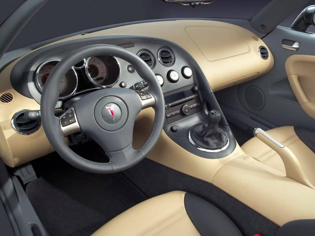 Histoire Et Fiche Technique Pontiac Solstice Auto Forever