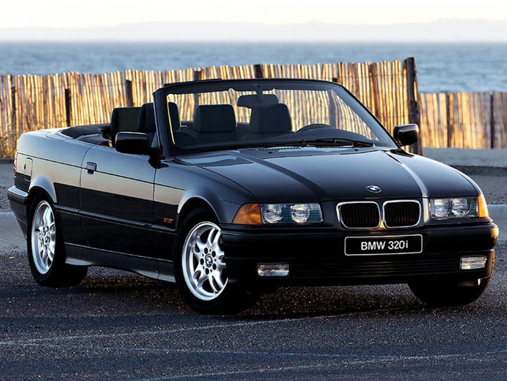 hight resolution of  bmw s rie 3 e36 cabriolet 1996 1999 vue av photo bmw