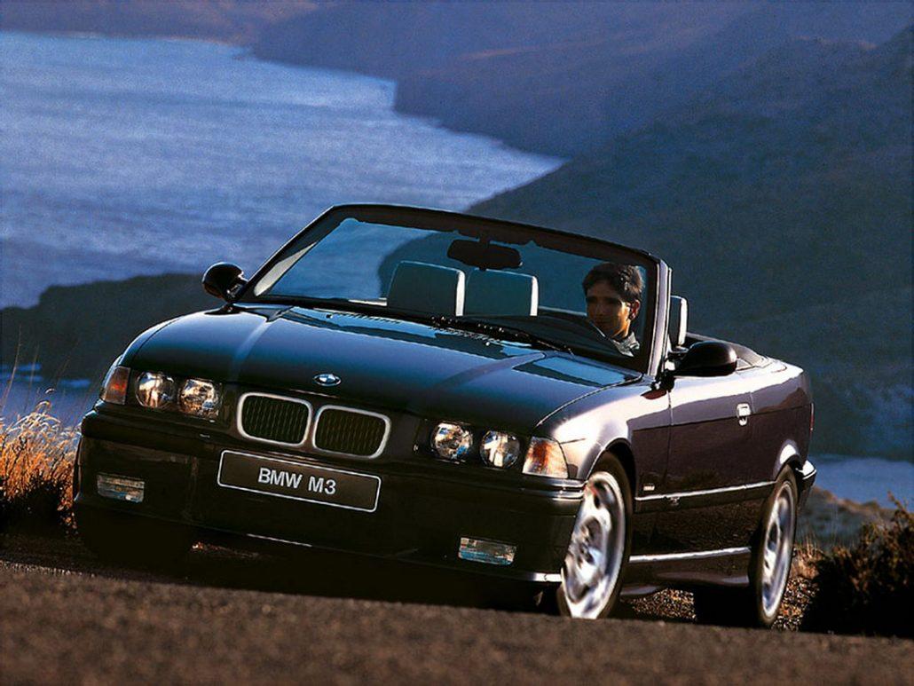 hight resolution of  bmw m3 e36 cabriolet 1996 1999 vue av photo bmw