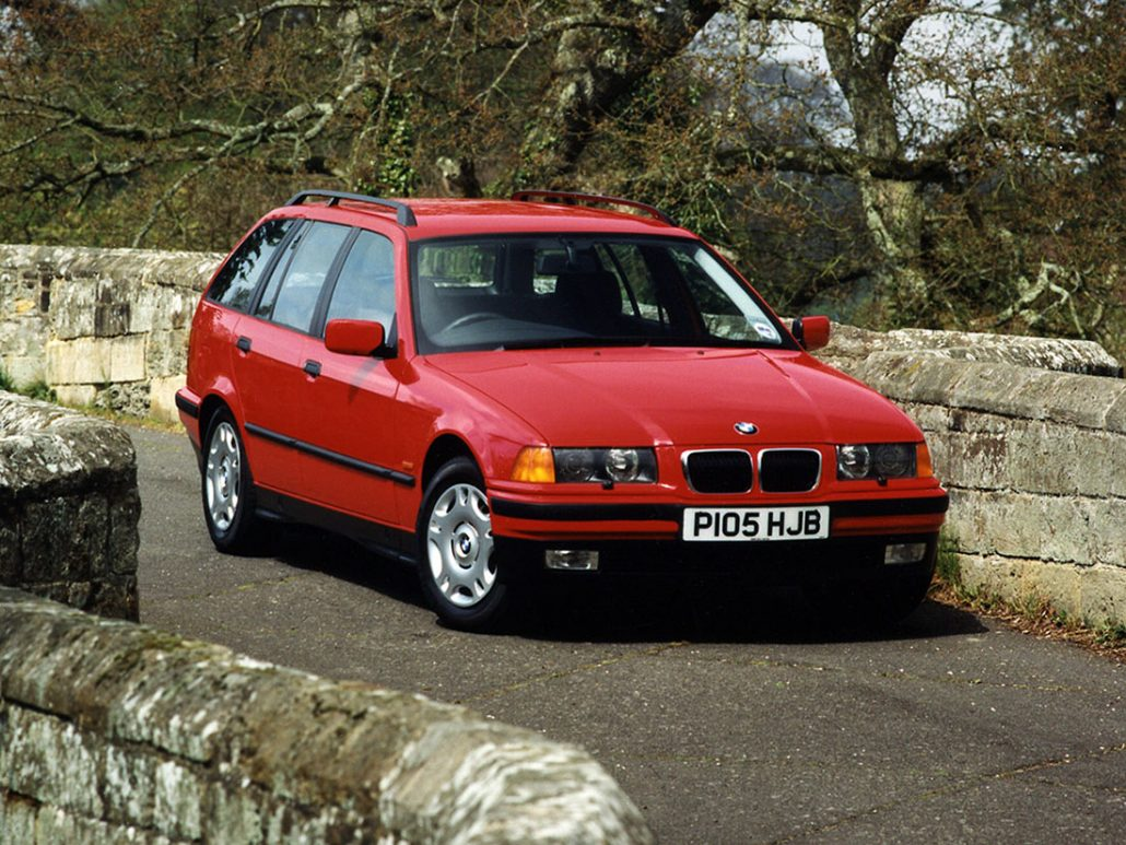 hight resolution of bmw s rie 3 e36 touring 1996 1999 vue av photo bmw
