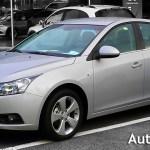 Chevrolet Cruze – Następca Lacetti jest bliźniakiem Opla – Opis, opinie, plusy i minusy, dane techniczne, spalanie