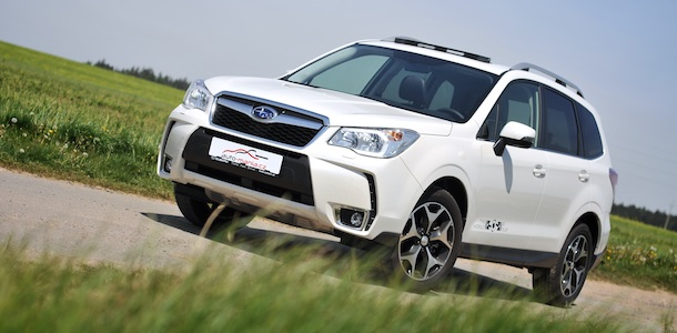 Subaru Forester XT test (1)