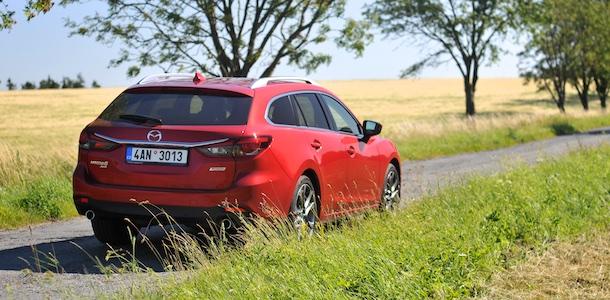 Test Mazda6 Wagon 2.2 AT AWD (1)