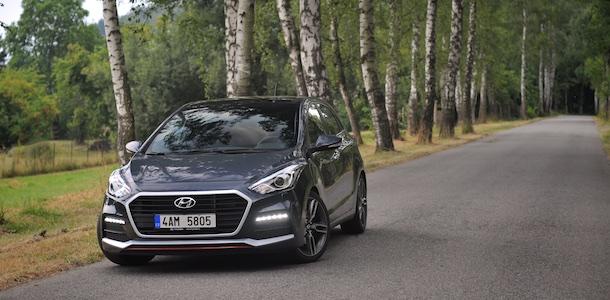 Test Hyundai i30 Turbo