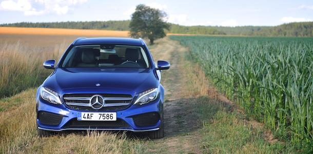 Test Mercedes-Benz C220 BlueTec